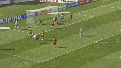 Resum Tenerife, 2 - Barça B, 2
