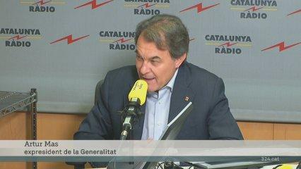 Artur Mas carrega contra Fernández Díaz