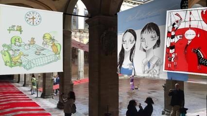 La Fira de Bolonya, una gran oportunitat per seguir venent a fora la literatura infantil catalana