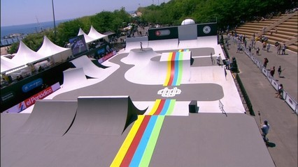 Extreme BCN Final Streetboard