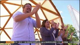Podem i Catalunya en Comú es presentaran junts