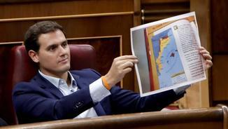 Albert Rivera adoctrinament