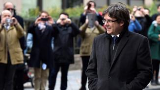Puigdemont, el 31 d'octubre a Brussel·les (ACN)