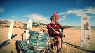 "Tàrraco Surfers: ""Jingle bells"""