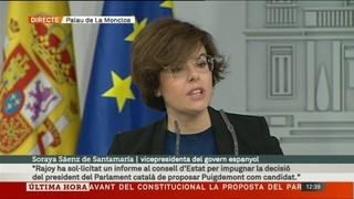 341234_1860622_Saenz_de_Santamaria_Torrent_no_pot_proposar_Puigdemont_com_a_cand
