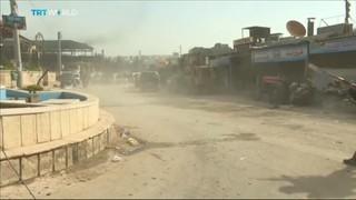 Turquia ja controla la ciutat kurda d'Afrin