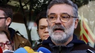 """Riera sobre la detenció de Puigdemont: """"Es posa a prova si la UE va pel camí de la democràcia"""""""