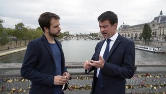 """Manuel Valls: """"Em va agradar el discurs del rei després de l'1-O"""""""