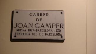 """El conte de l'Artigau: """"El carrer Joan Gamper"""""""