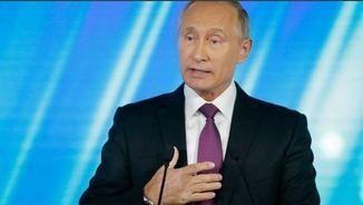 """""""La traductora"""": Avui, """"Què fem amb Catalunya?"""", es pregunta Vladímir Putin"""