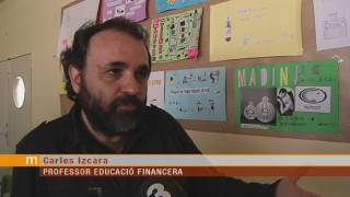 Classes de finances per a alumnes de 3r i 4t d'ESO