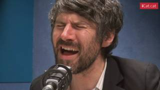 Gruff Rhys interpreta 'Liberty (is where we'll be)'