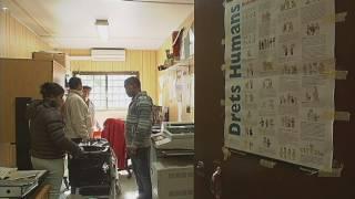 El nou perfil de les famílies desnonades a Ciutat Meridiana