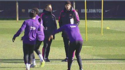 Neymar, Adriano i Alves la fan ballar