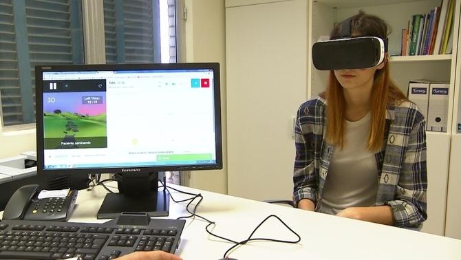 Comencen a provar en nens un tractament amb realitat virtual contra el TDAH
