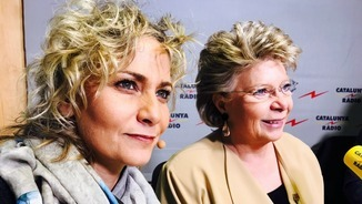 "Viviane Reding: ""El Regne Unit mai no ha format part veritablement de la família europea"""