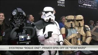 """L'últim tràiler de """"Rogue One"""", el primer """"spin-off"""" de """"Star Wars"""""""