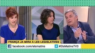 Tertúlia (1/2) de 09/05/17: què pot canviar en la política francesa els propers mesos