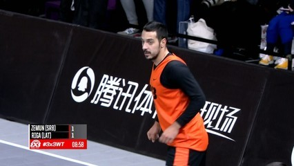 Bàsquet FIBA 3X3 Beijing