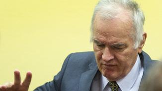"Ratko Mladic, ""el carnisser dels Balcans"""
