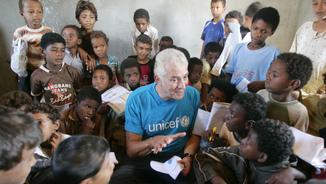 """Christine Guinot, UNICEF: A un lloc com el Iemen """"no fas preguntes, el primer és salvar vides"""""""