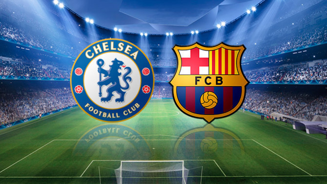 Chelsea - F.C. Barcelona, la Champions League, a TV3