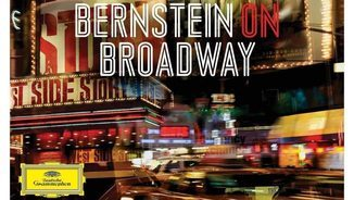 BERNSTEIN ON BROADWAY (Deutsche Grammophon)