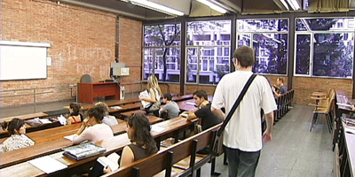 Retallen un 7% l'oferta de màsters universitaris aquest any i un 20% el curs que ve