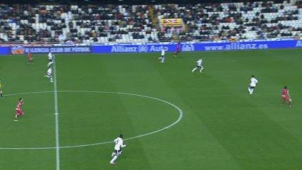 València, 2 - Osasuna, 1
