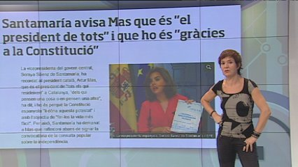 A Soraya Sáenz de Santamaría, d'Empar Moliner