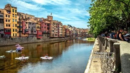 """""""Time-lapse"""" per a Girona i el delta de l'Ebre"""