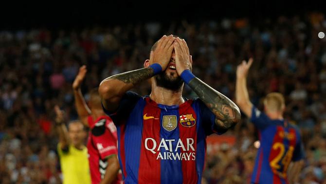Aleix Vidal (Reuters)