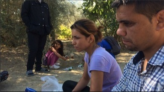 Testimonis des de Moria: la dura vida dels refugiats els primers dies a Lesbos