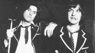 Els germans Ray i Dave Davies de The Kinks