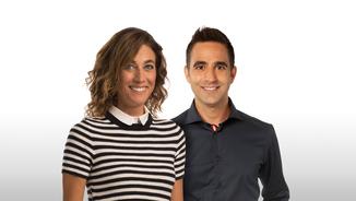 """Helena Garcia Melero i Francesc Sòria presenten el nou magazín """"Tot es mou"""""""