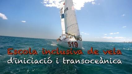 Escola inclusiva de vela d'iniciació i transoceànica
