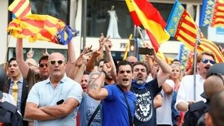 Manifestació València
