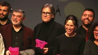 """Premis Butaca: """"Més que mai necessitem el teatre"""""""
