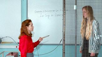 Isabelle Huppert es confirma també amb un punt de fantasia