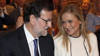 Rajoy no ha parlat de l'expedient a Barberá, mentre que Cifuentes s'hi ha mostrat favorable (EFE)