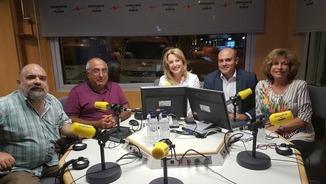 """L'anàlisi"", amb Ferran Sáez, Joaquim Nadal, Xavier Vendrell i Magda Oranich"