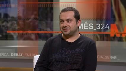 """Entrevista a Jordi Pairó, secretari nacional de l'ANC: """"Volem assolir objectius clars, sense terminis de temps"""""""