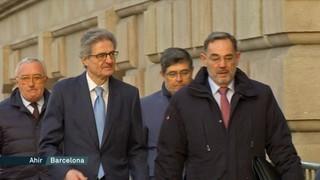 El fiscal del cas Palau planteja recórrer l'absolució dels directius de Ferrovial