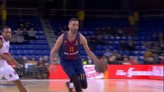 L'Armani despulla al Barça Lassa