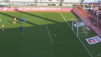 Resum de l'Almeria, 2 - Reus, 0