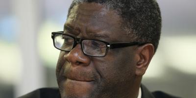 El ginecòleg congolès Denis Mukwege guanya el Premi Sàkharov