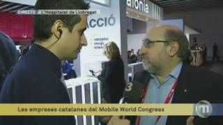 Les empreses catalanes del Mobile World Congress