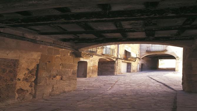 L'Incasòl inicia les obres per rehabilitar part del nucli antic de Torà