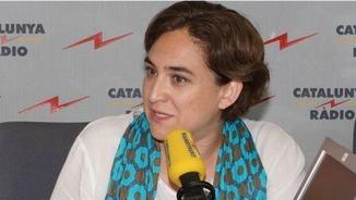 """Ada Colau: """"Podem acollir més i millor. L'estat espanyol és dels que més incompleix"""""""