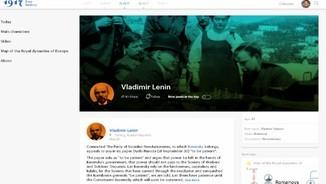 Lenin i Stalin... piulen a les xarxes socials?